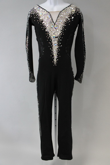 Figure Skating Costume used on Skating With the Stars