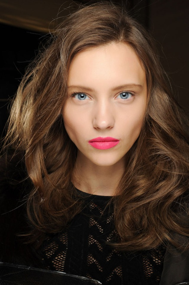 beauty-fall-2013-dvf-dian-von-furstenberg-natural-bold-lip-fresh-face-fashionoverreason-new-york-fashion-week-3